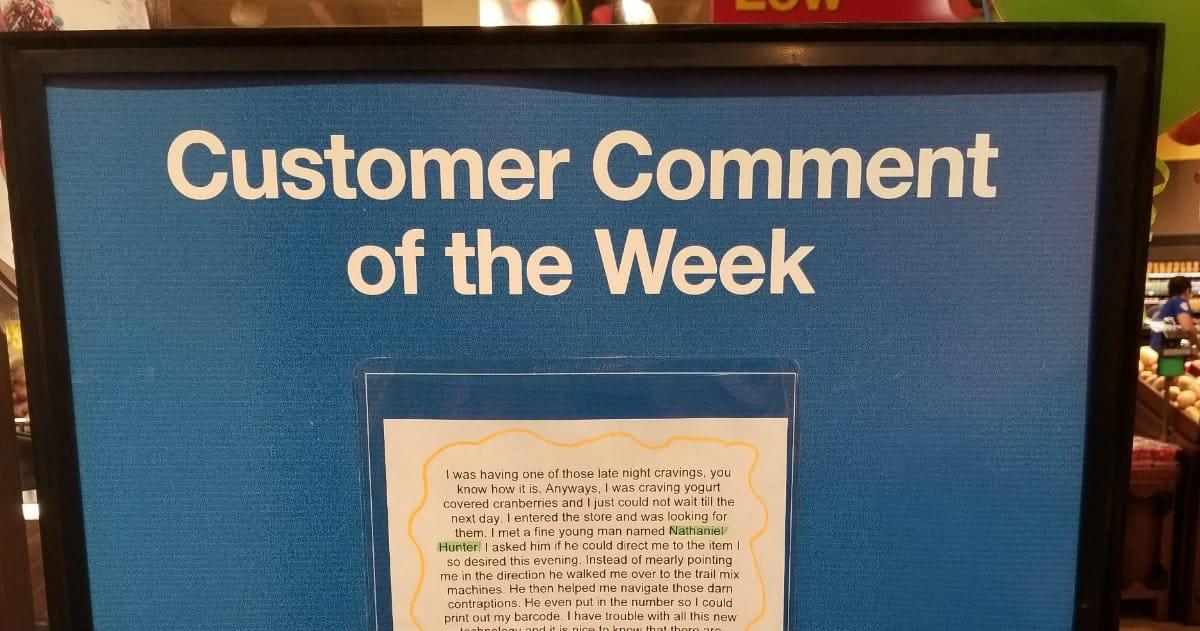 customer card kroger