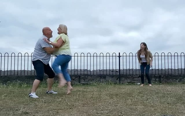 dirty dancing lift