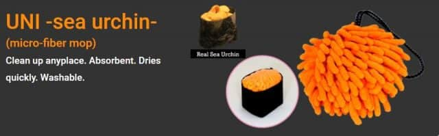 diaper sushi