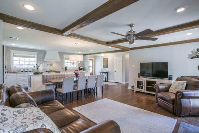 Living Room Realty Rentals