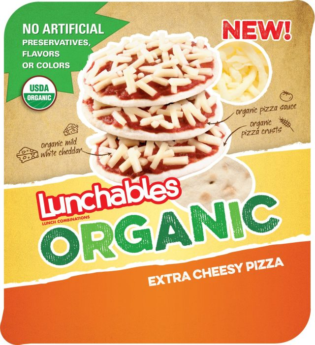 organic lunchables