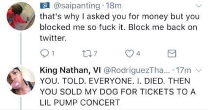 baby abort twitter