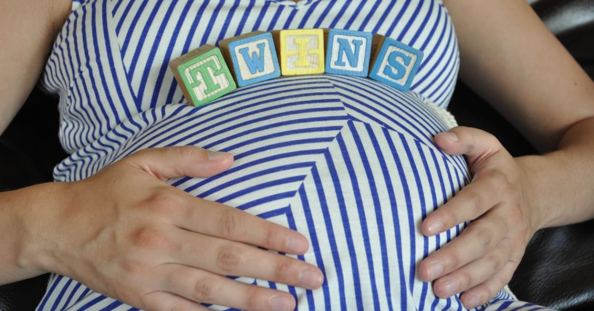 how to get pregnant with twins