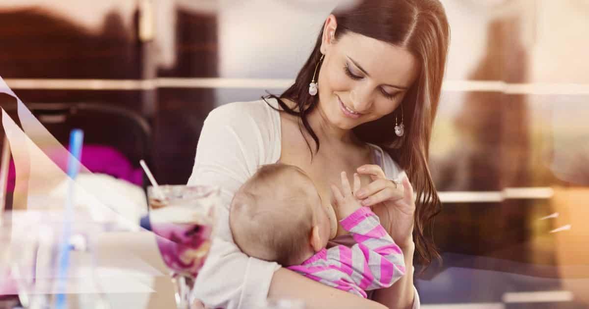 healthy food for breastfeeding