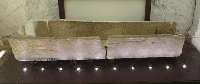 museum coffin