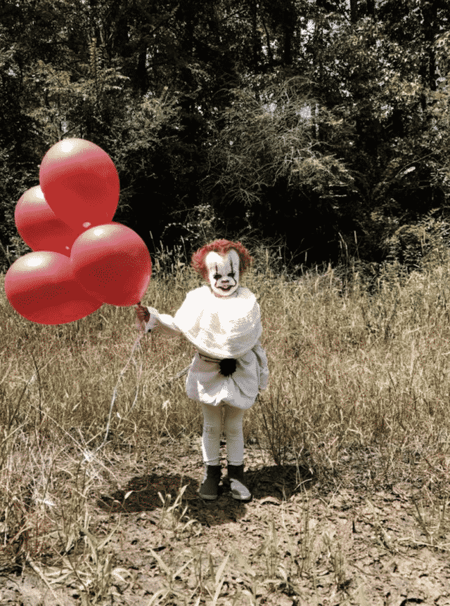 tiny pennywise the clown