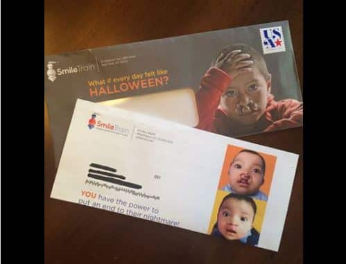 cleft palate mailer