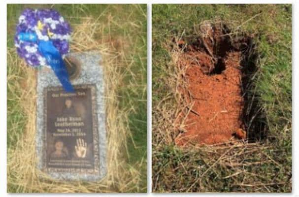 headstone repossessed