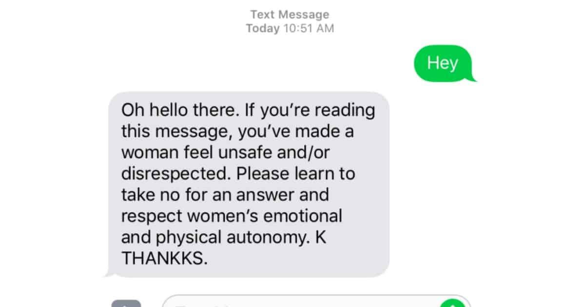 Dating rejection hotline number