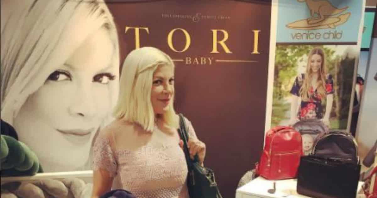 Erfreut Designer Krankenhauskitteln Tori Spelling Zeitgenössisch ...