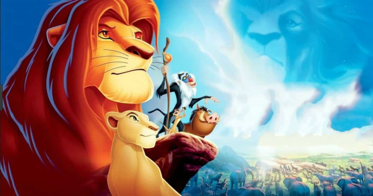 lion king 2019 will be live