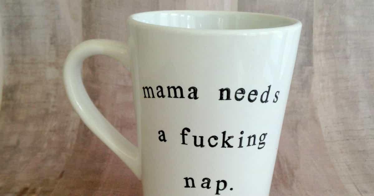 mama nap mug