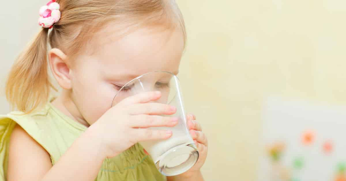 non-dairy milk for children