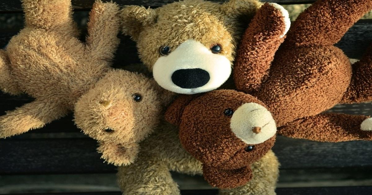 teddy bear orgy