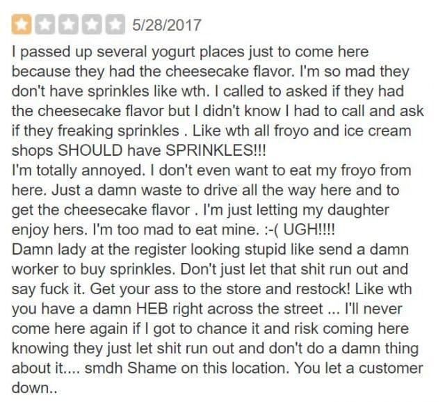 yogurt review