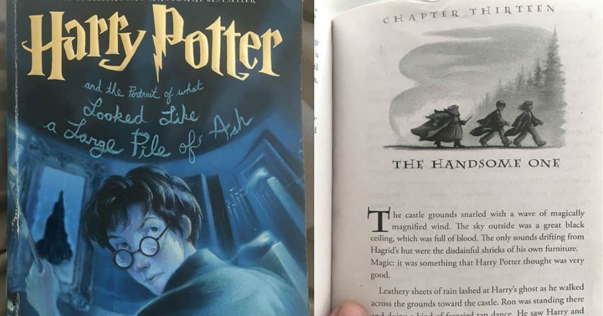 harry potter chapter