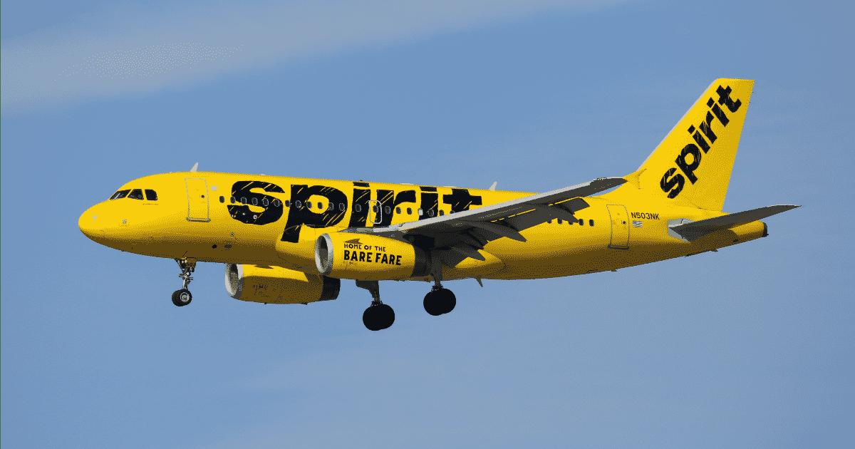 Mei Rui spirit airlines