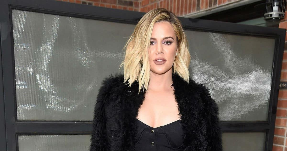 Khloe Kardashian Dashes Christmas Card Theory on Pregnancy Reveal