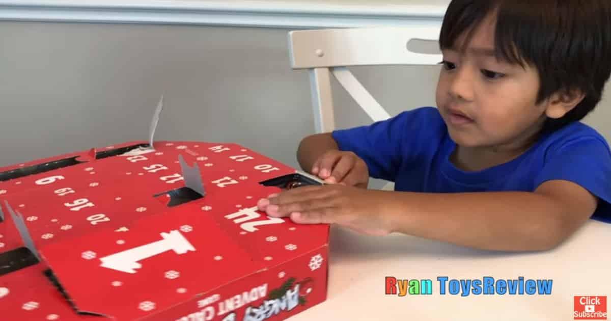 Ryan ToysReview YouTube Star