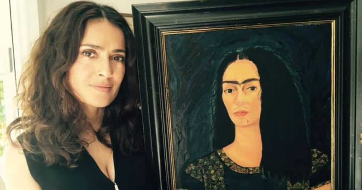 essays on the movie frida Jessica chastain is raving about salma hayek's emotional new york times essay shoot to keep harvey happy and to save the movie about artist frida kahlo's.