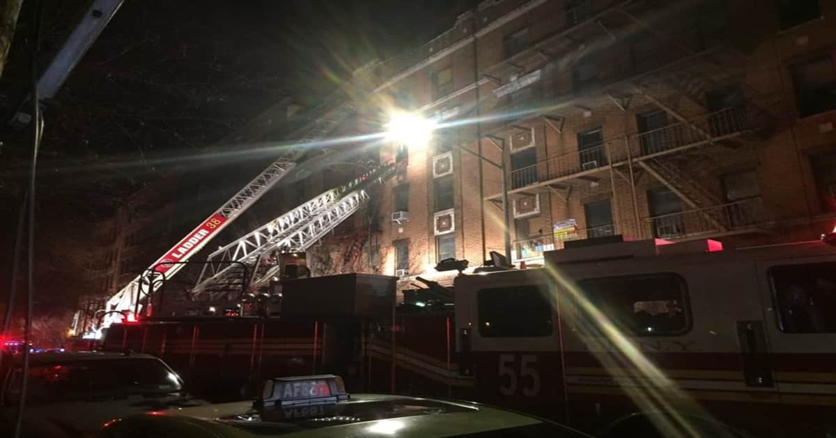 Fifth Jamaican injured in Bronx apartment fire dies