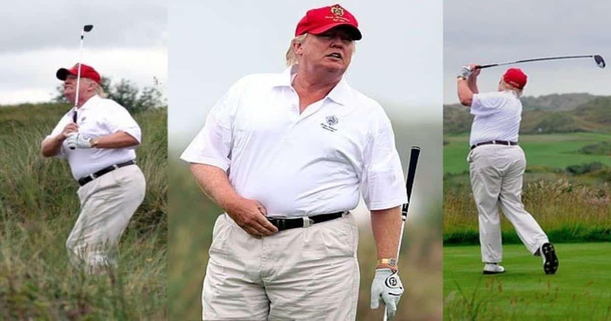 donald trump's health