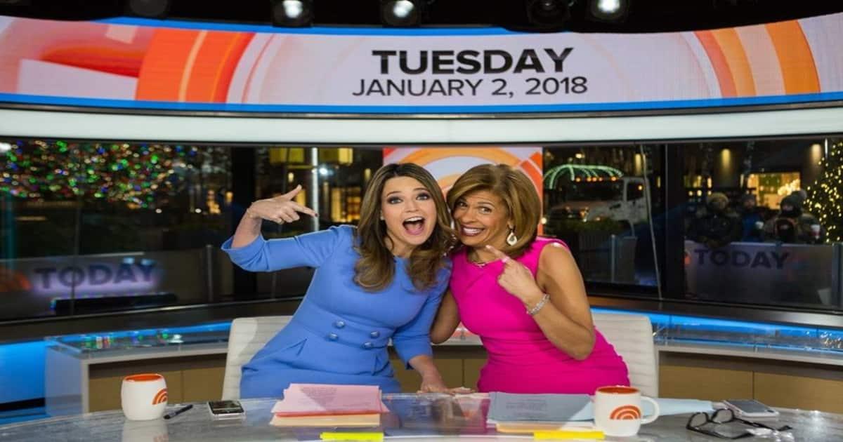'#SavannahHodaTODAY': Hoda Kotb Named Co-Anchor of 'Today' Show