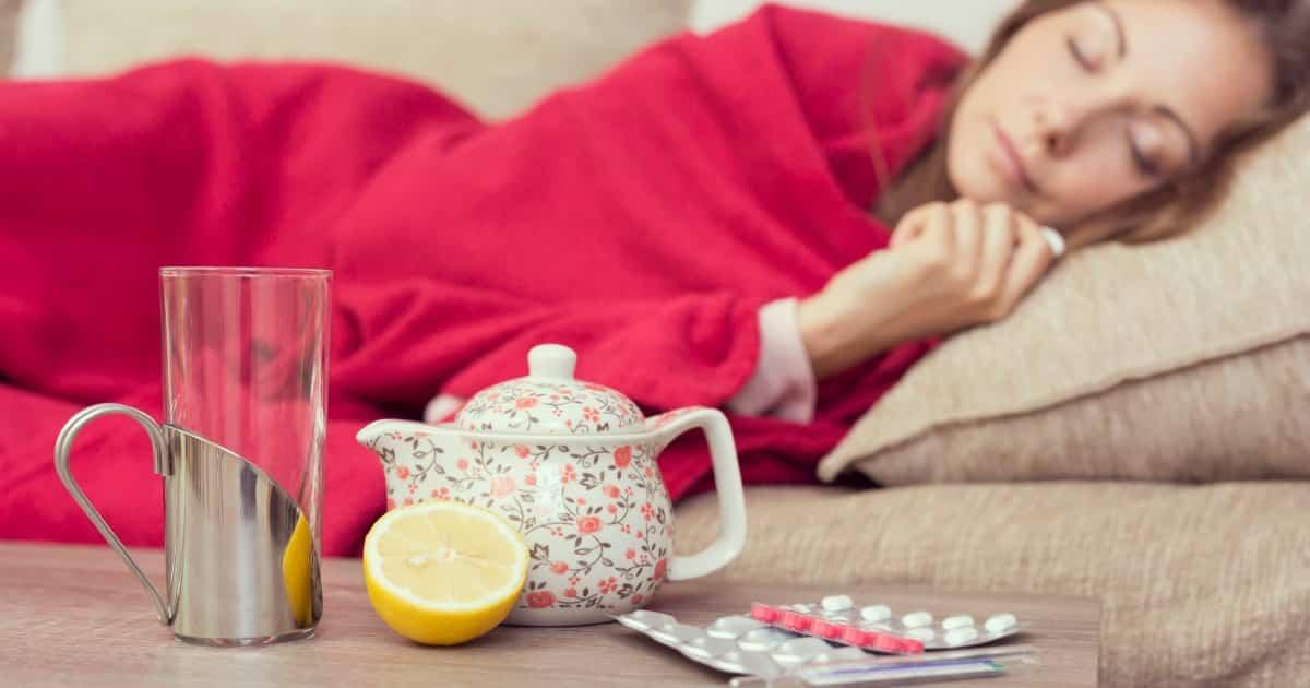 parenting through illness