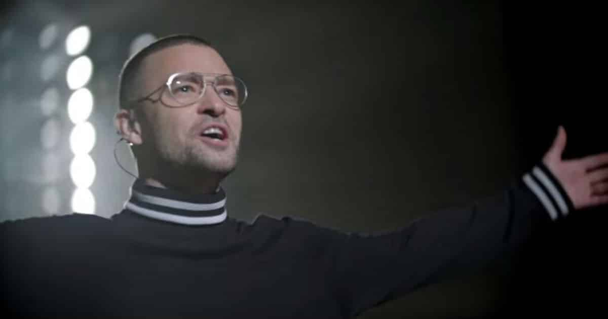 New Justin Timberlake video