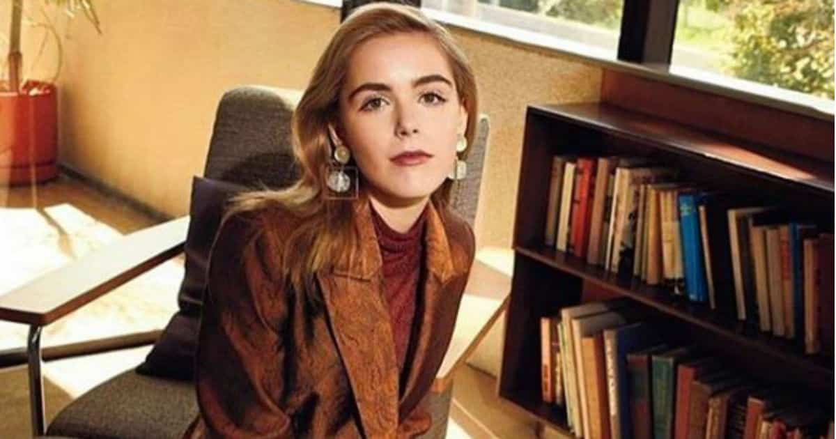 Kiernan Shipka to Play Sabrina