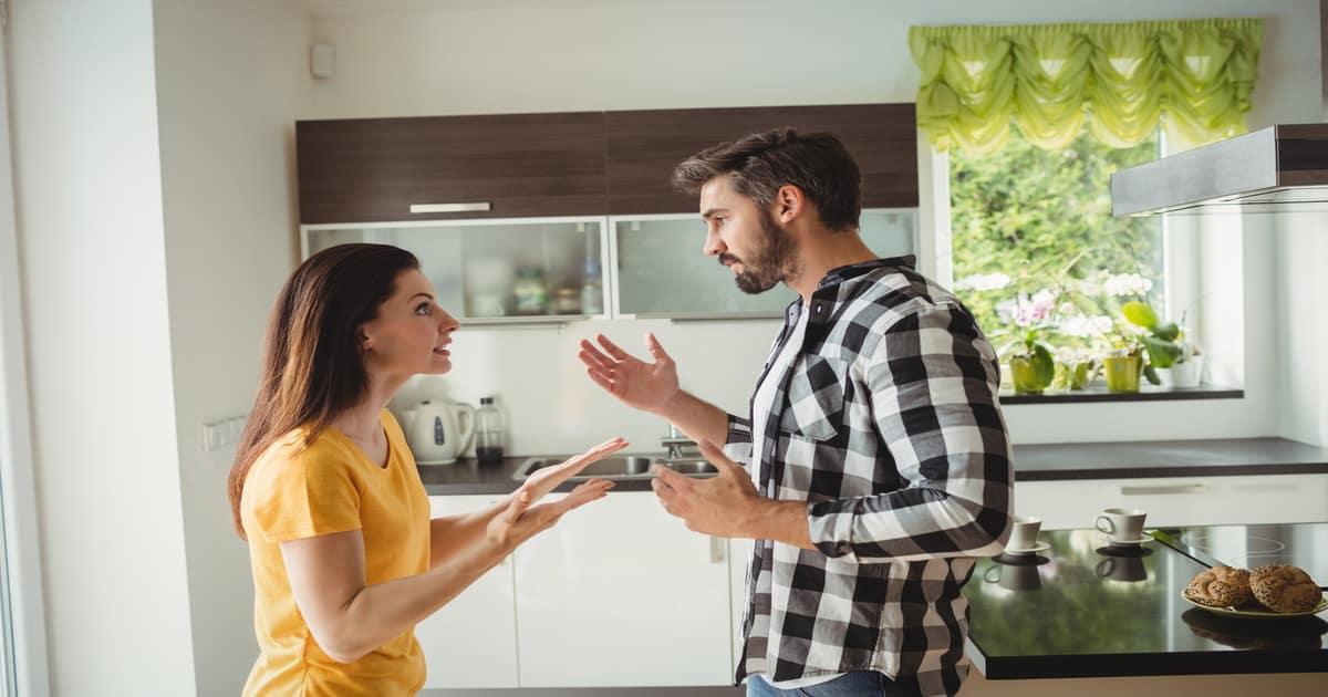 couples who argue