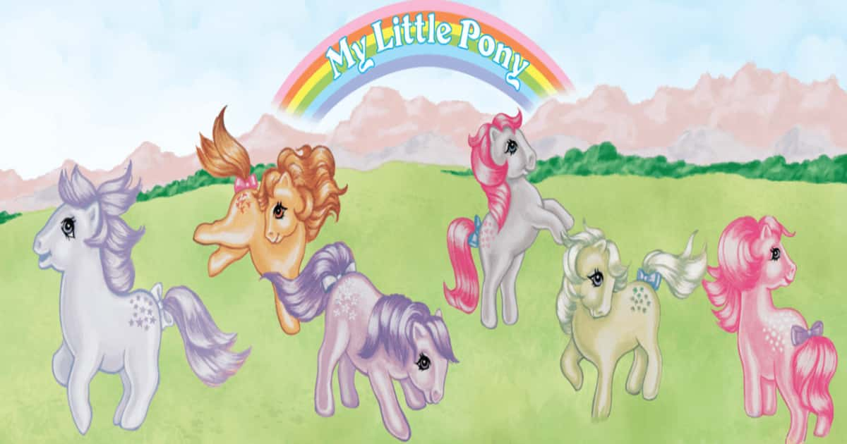classic my little pony