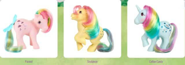 classic my little pony