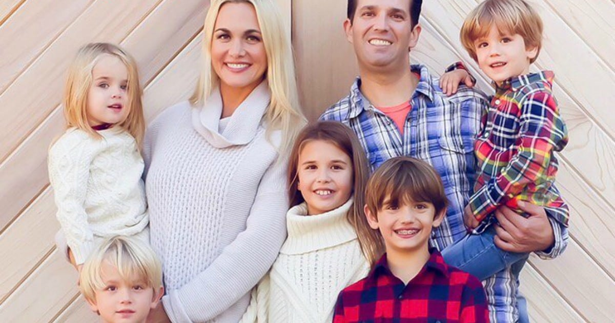 vanessa trump donald trump jr