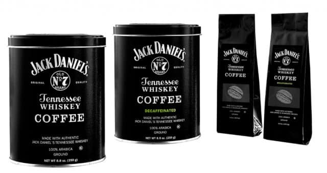 whiskey-infused coffee