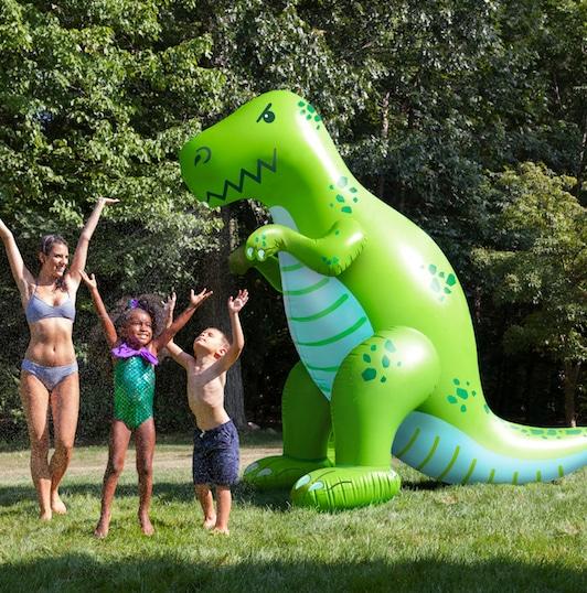 Giant Unicorn Sprinkler Will Rain Magic On You For The