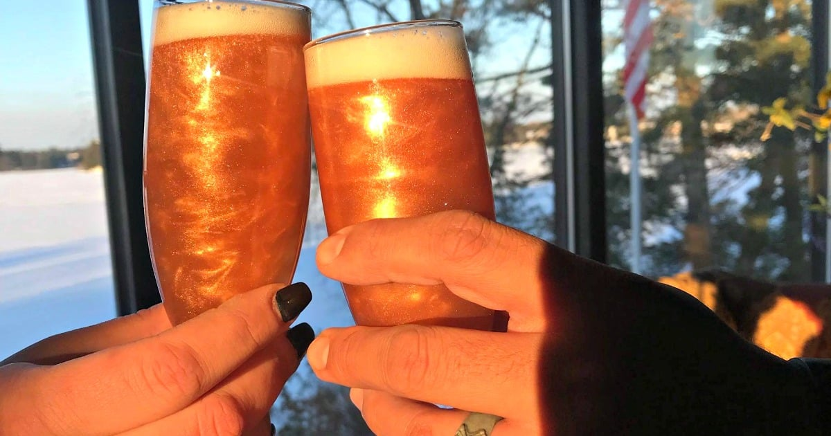 Glitter Beer Is Here To Add Some Sparkle To Your Hangover