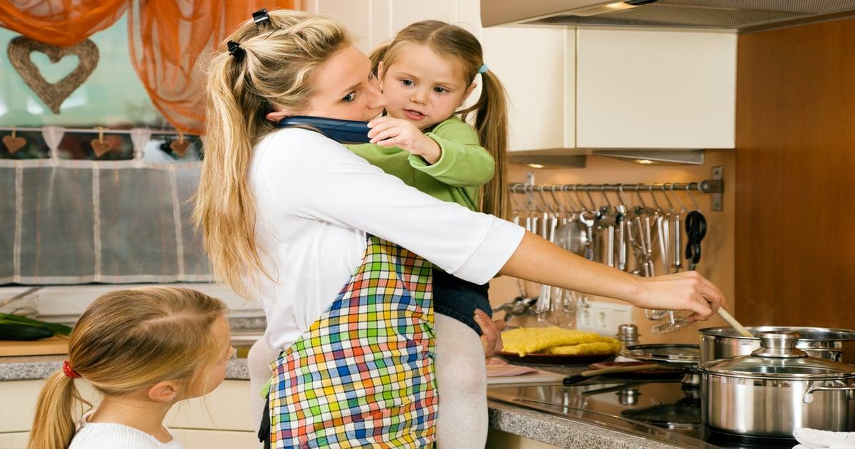 motherhood is a full-time job