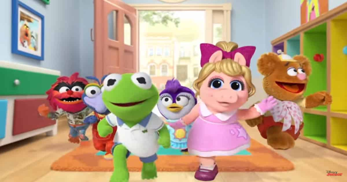 Muppet Babies Are Coming Back To The Small Screen