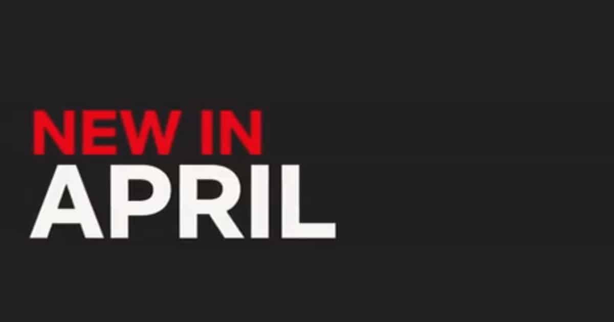 netflix april 2018 has some great stuff queued up. Black Bedroom Furniture Sets. Home Design Ideas