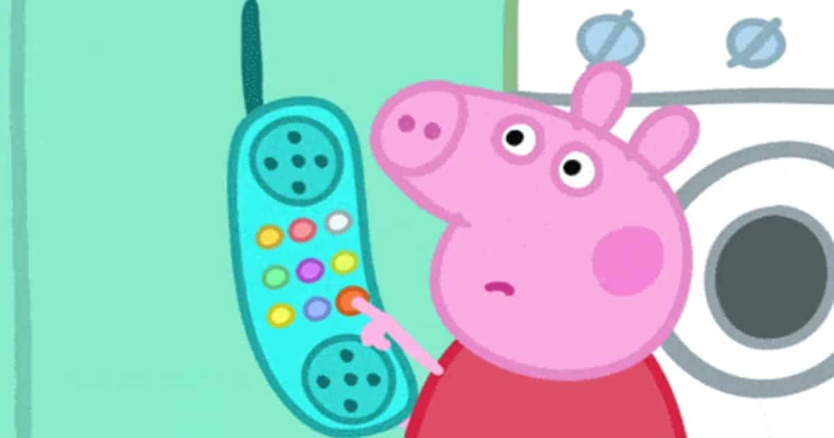 Who knew Peppa had such a quick temper? Last week, Twitter user @elzbthxo_  posted a clip from an episode of Peppa Pig, in which Peppa is feeling a bit  down ...