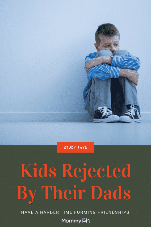 fathers rejecting kids