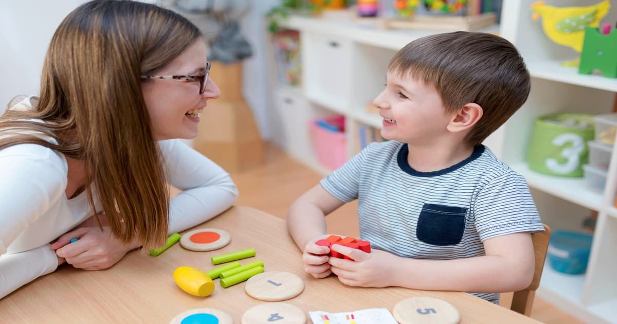 child care benefits sons