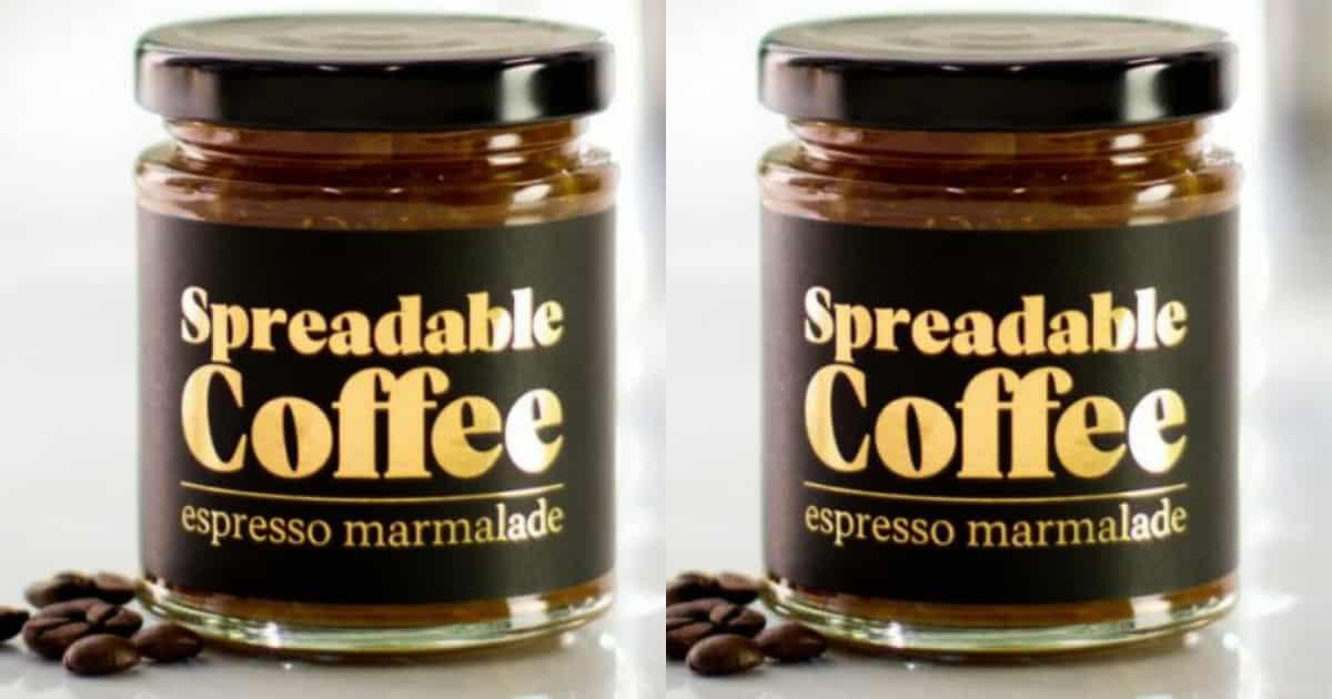 spreadable coffee