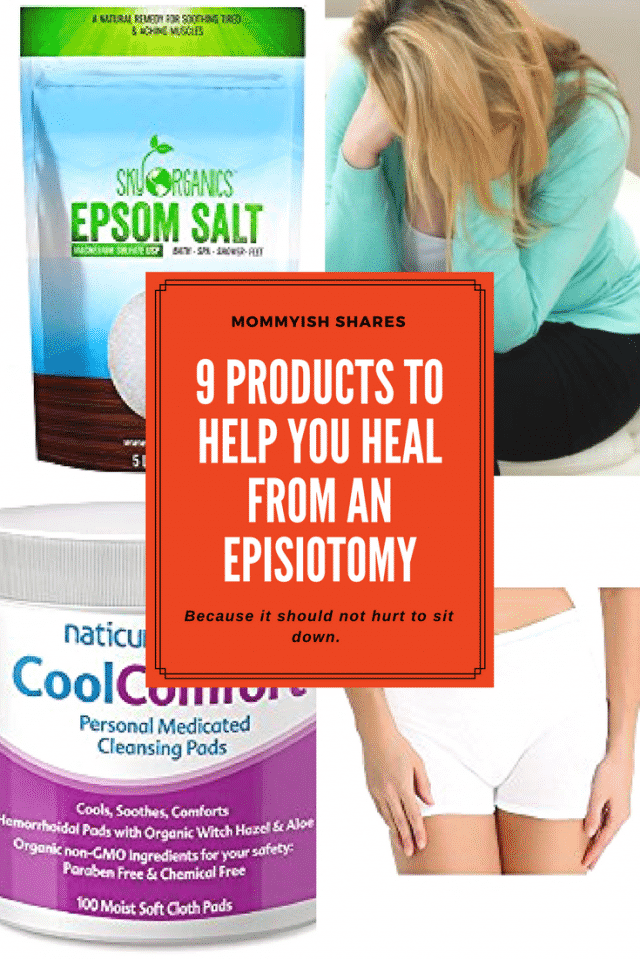 episiotomy products