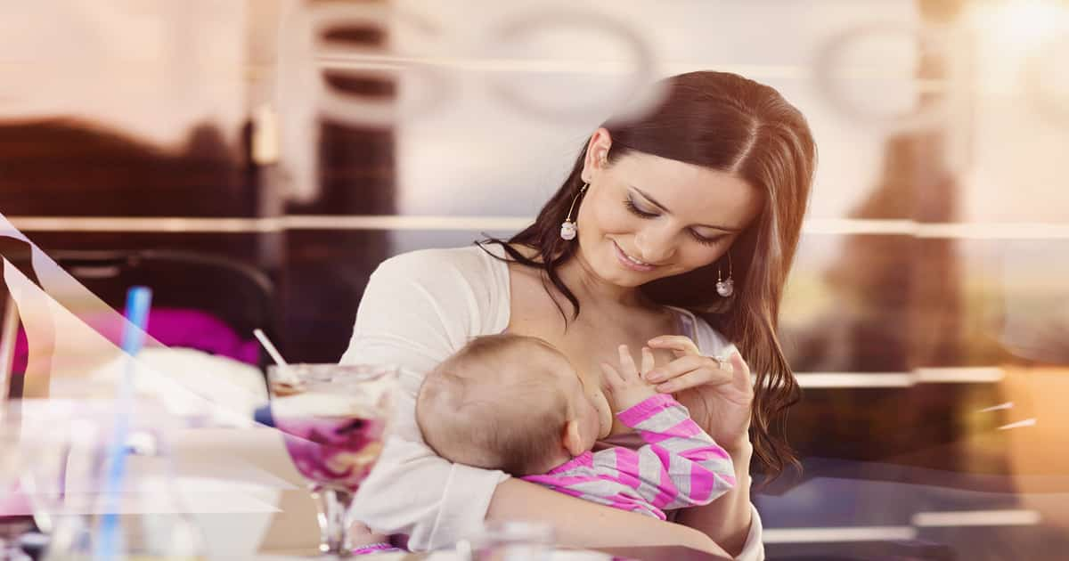 drinking alcohol while breastfeeding