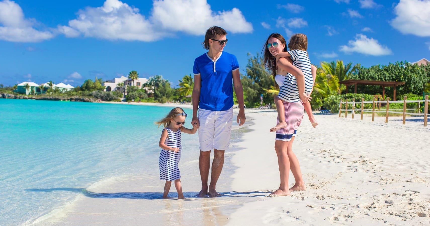 family-friendly caribbean resorts