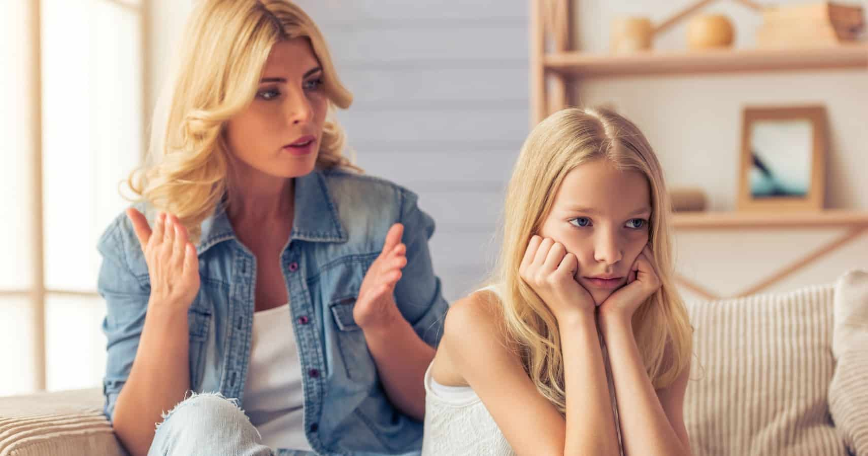 challenging pre-teen behaviors