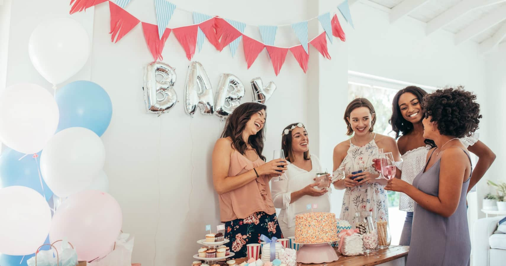 baby shower budget tips