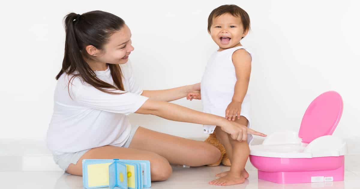 potty training practices